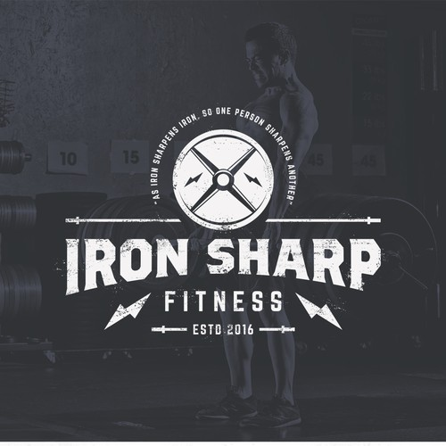 CrossFit & Weightlifting gym needs a badass vintage-inspired logo