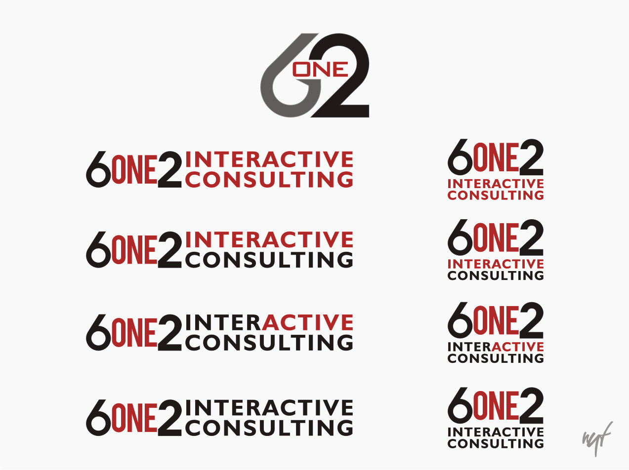 logo for 6one2 Interactive Consulting