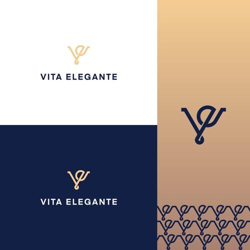 Logo Concept for Vita Elegante