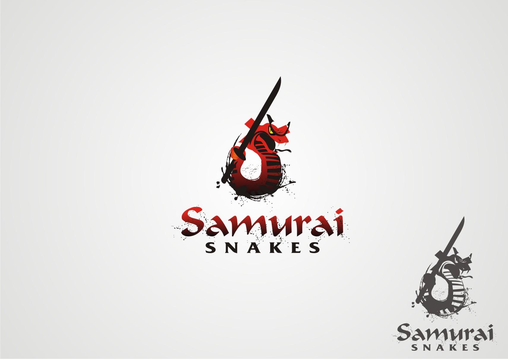 Logo for Samurai Snakes