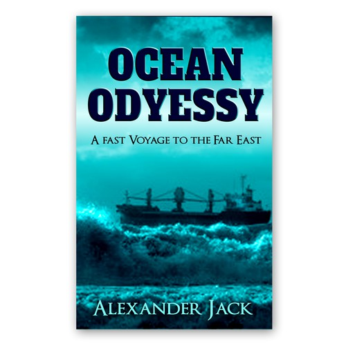 Seafaring Adventure Thriller cover