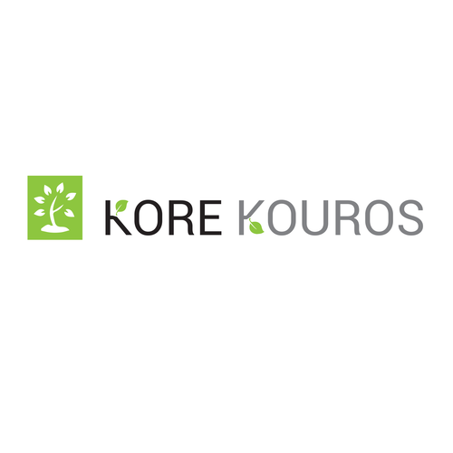 Kore Kouros concept for skin care line