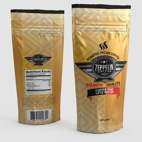 Goldies Coffee Pack