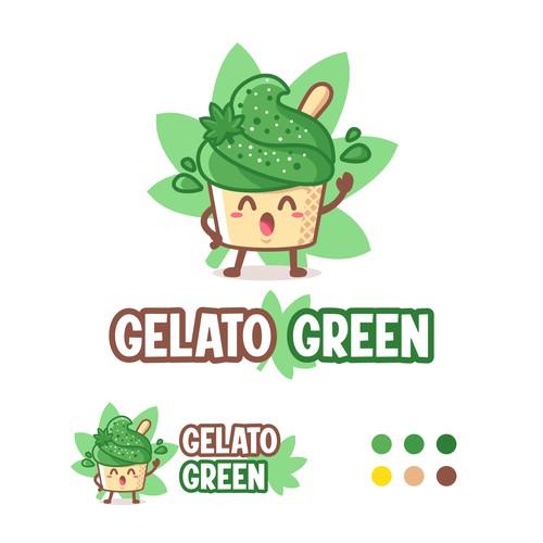 Gelato Green