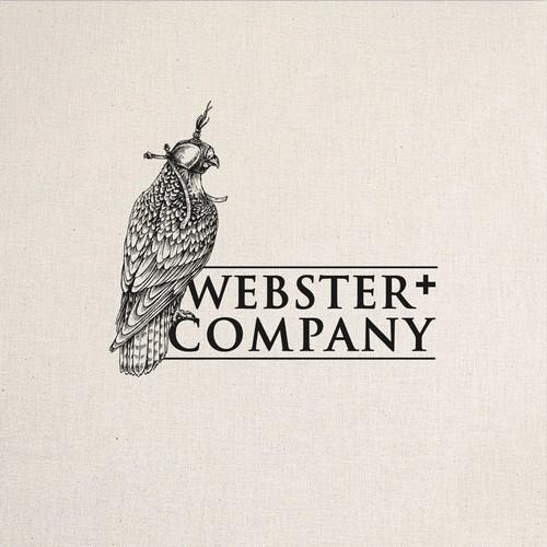 Logo upgrade for Webster + Company