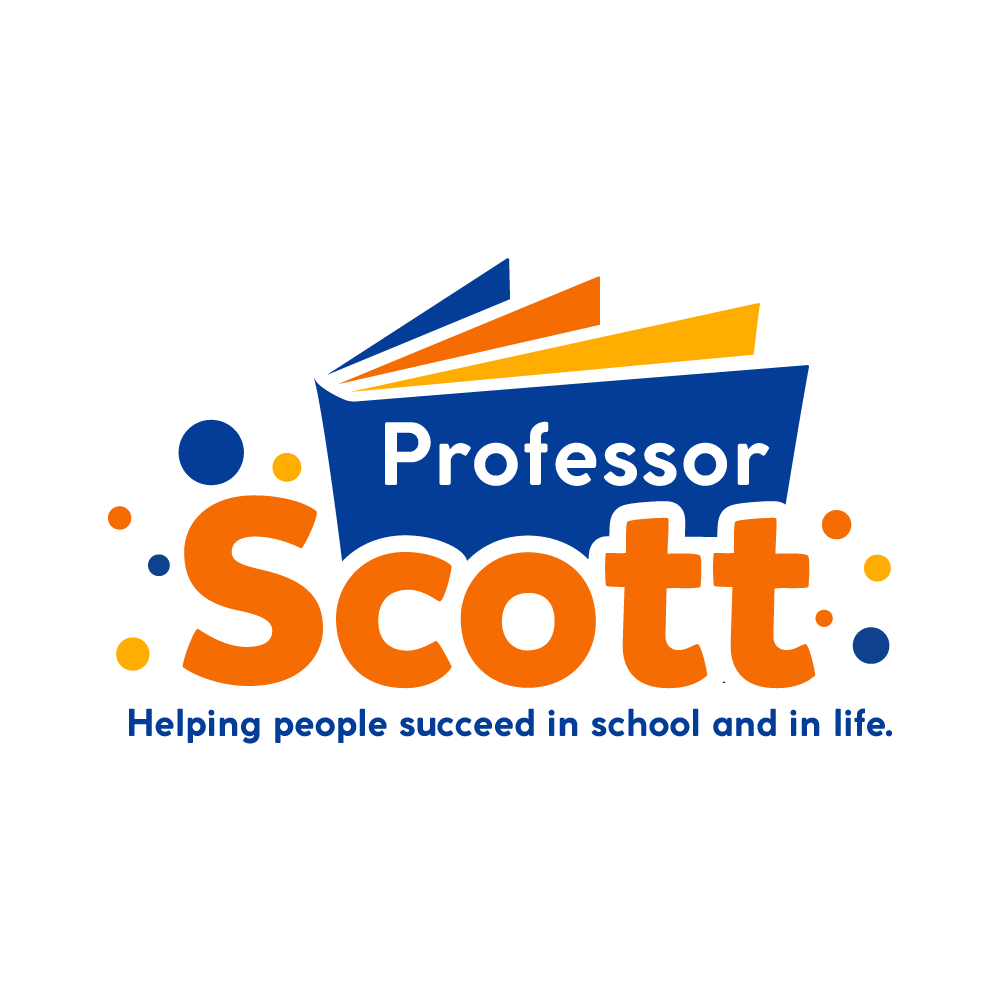 Professor Scott education logo