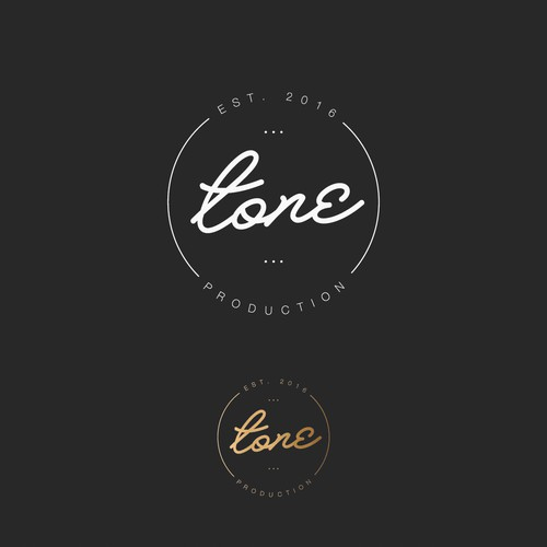 Logo concept for Tone Production