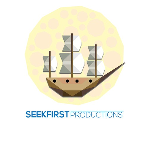 Seek First Productions Logo Entry