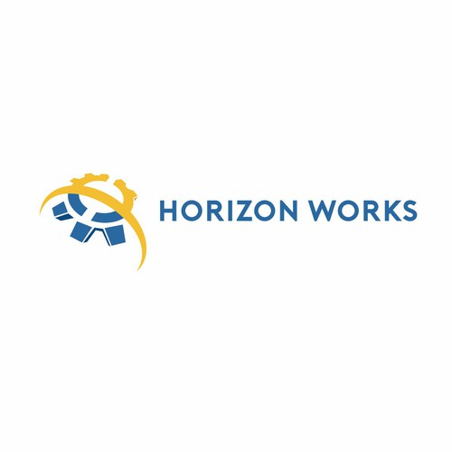 HORIZON WORKS LOGO