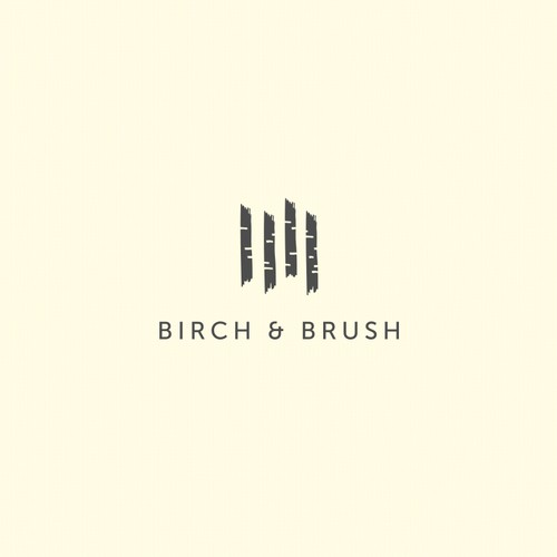 Birch & Brush