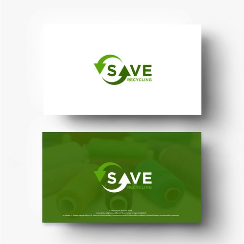 Save Recycling Logo