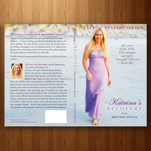 "Help ""Katrina's recovery from ""mysterious"" disease"" or ""Kiss your Lyme, CFS, Fibromyalgia and other ""invisible"" illnesse"
