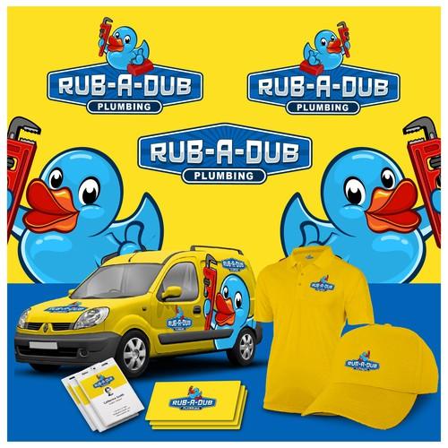 RUB - A - DUB