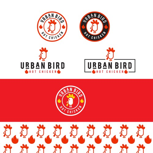 Logo Design for Hot Chicken Shop