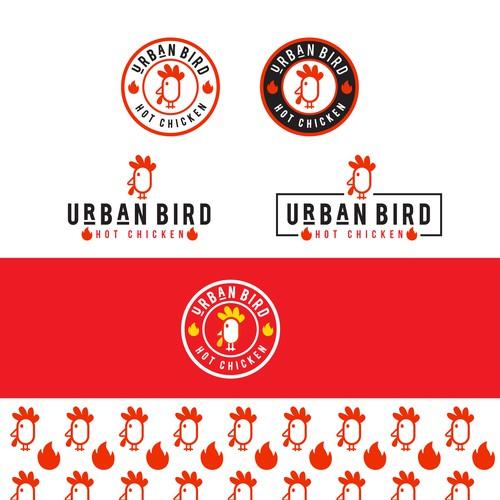 Logo Design for Hot Chicken Shop