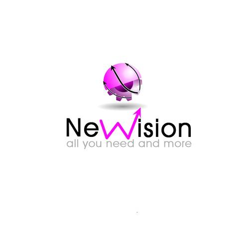 Nuovo logo creativo per Newision