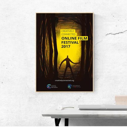Poster for Online Fim Festival