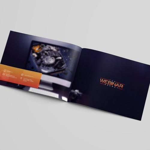 Brand Guide for Webinar Agency