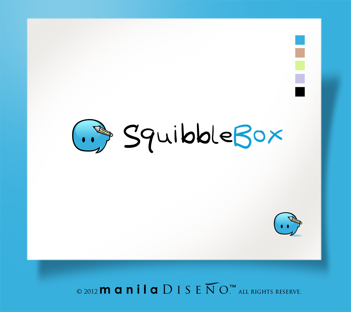 SquibbleBox needs an awesome logo