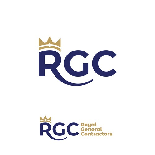 Royal General Contractors Logo
