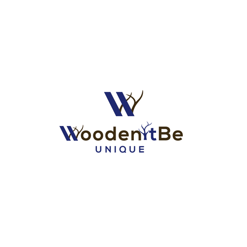 Logo for wood industry