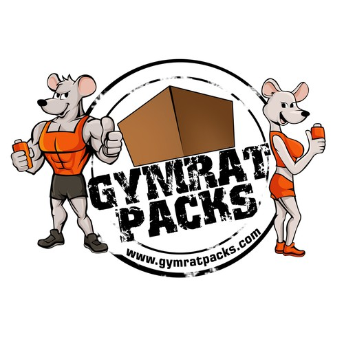 Logo and Mascot Design for Sport Nutritional Supplement Company