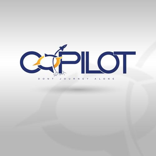 CoPilot logo design