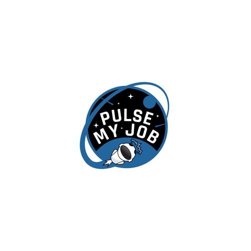 Bold logo for job seeders