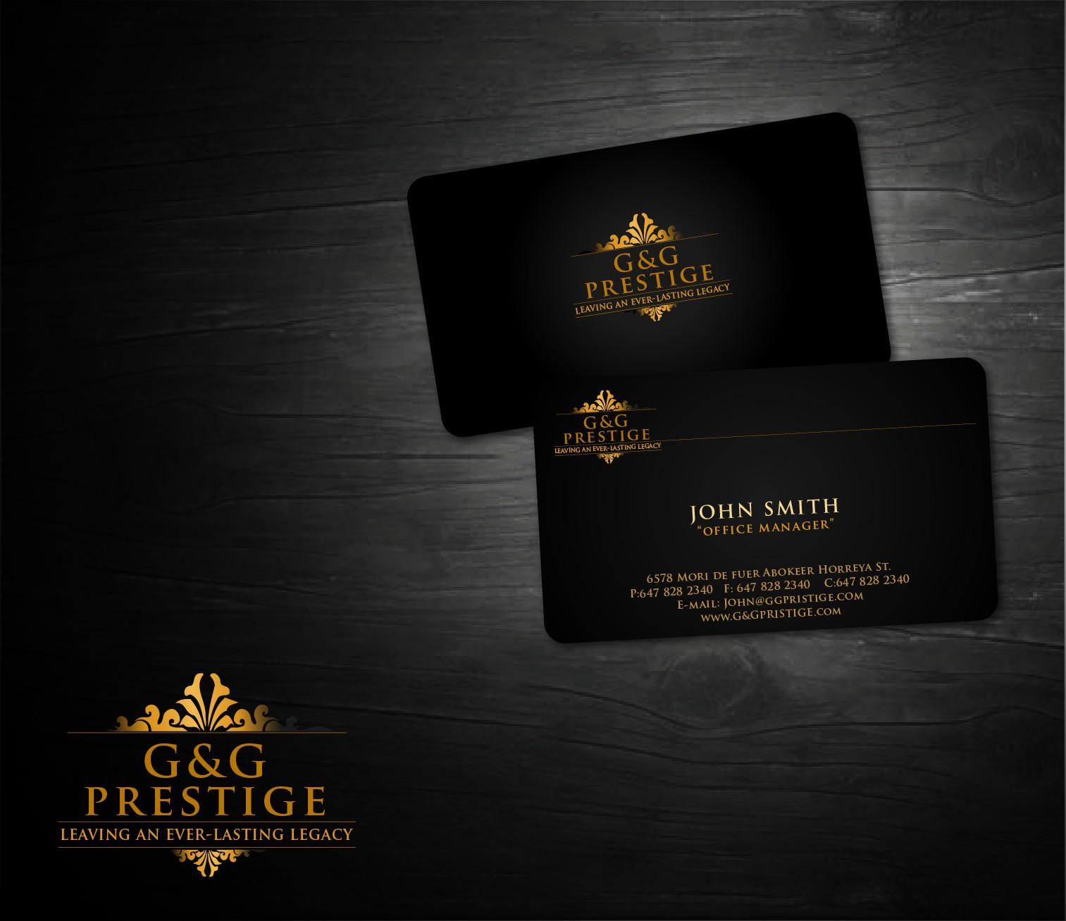 logo for G & G Prestige