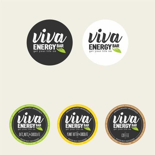 adventurous clean simple organic energy bar