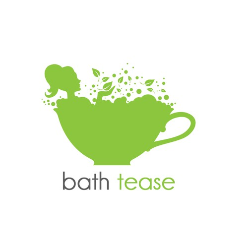 Bath salt company logo