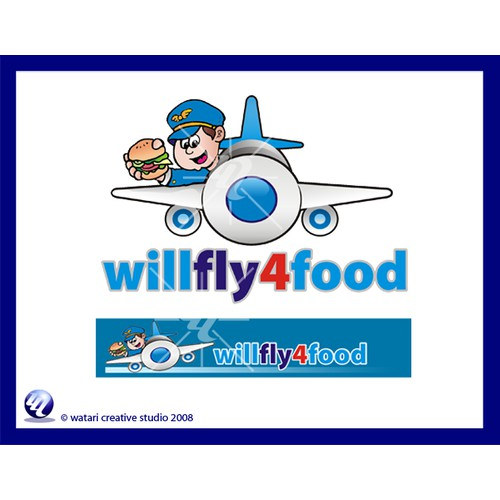 Will Fly 4 Food