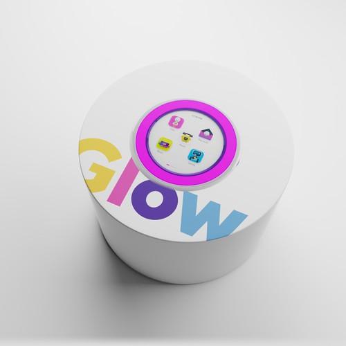 Packaging design and render