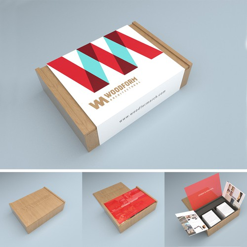 Woodform Samples box
