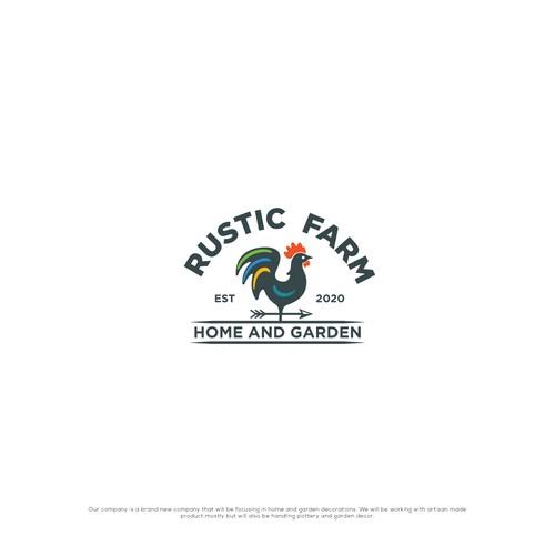 Rustic Farm Logo