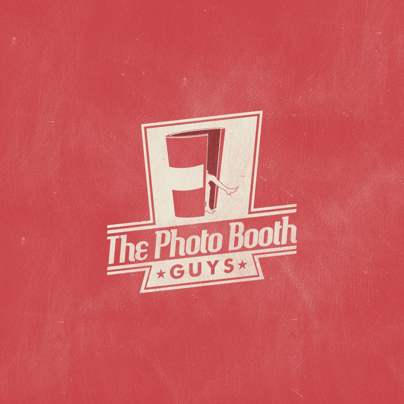 logo for The PhotoBooth Guys