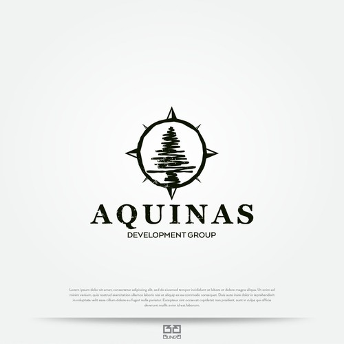 Aquinas development group logo.