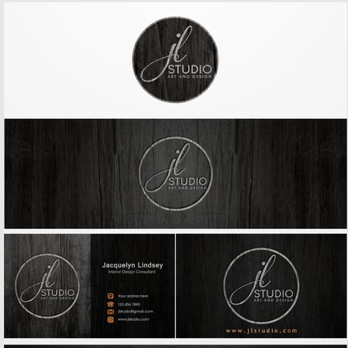 Create a show stopping Art and Design logo that combines both industrial and chic elements.