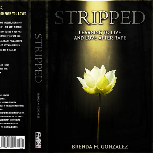 Wining Design For STRIPPED , by BrendaGonzalez