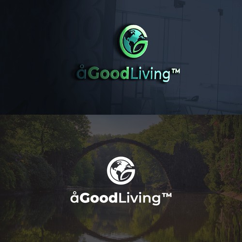 Logo for a Good Living