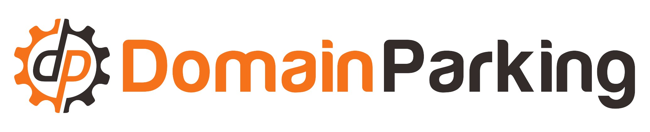 New logo for DomainParking.com  website that will launch soon.