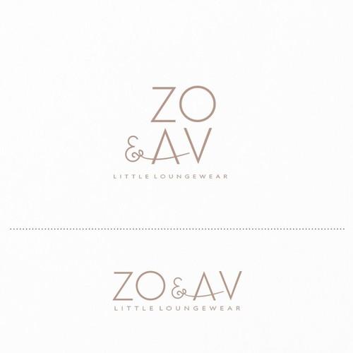 ZO & AV LITTLE LOUNGEWEAR