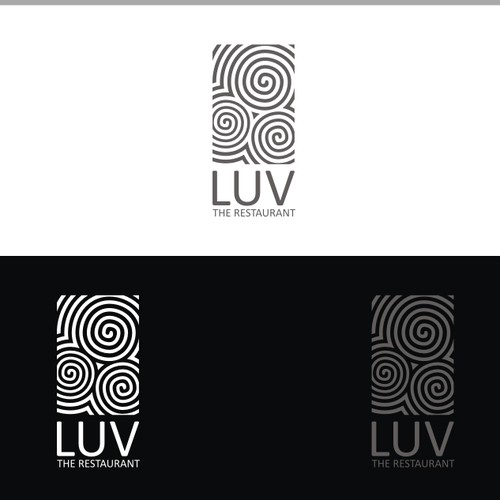 New logo wanted for Luv - the restaurant
