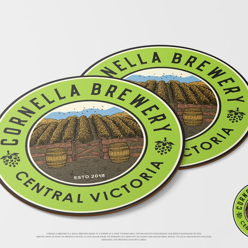 cornella brewery