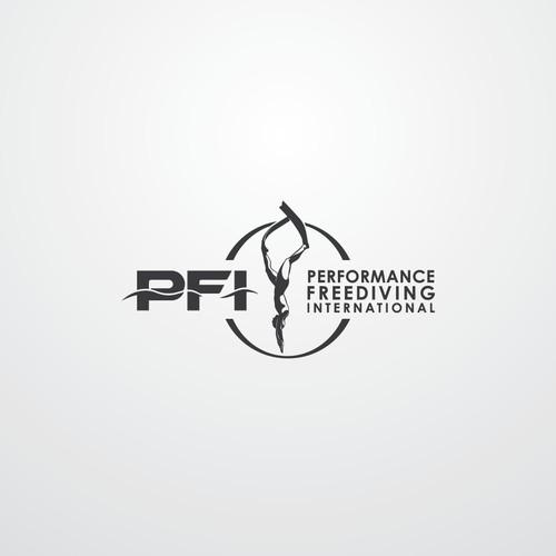 Logo performance freediving
