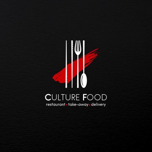 "Logo for Restaurant ""Culture Food"""