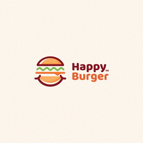 Happy Burger.