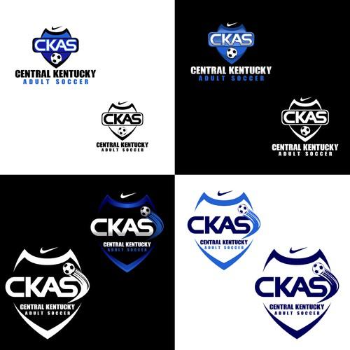 Logo design for an Adult Soccer League