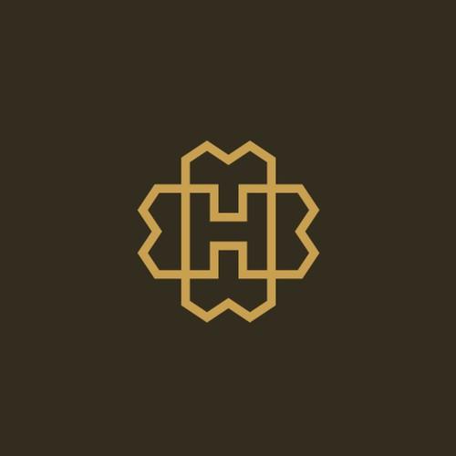 Letter H + B