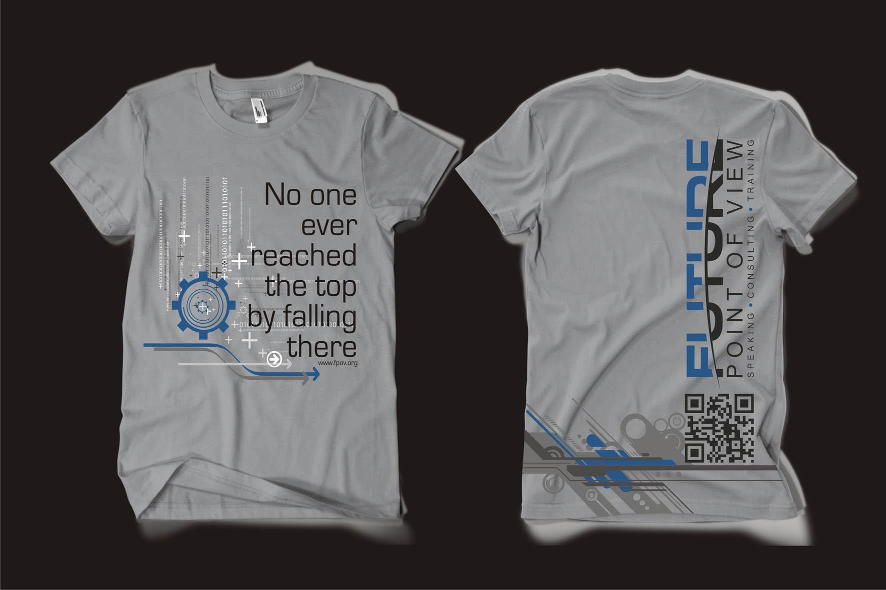Help Us Create a Cool Technology Concept T-Shirt!